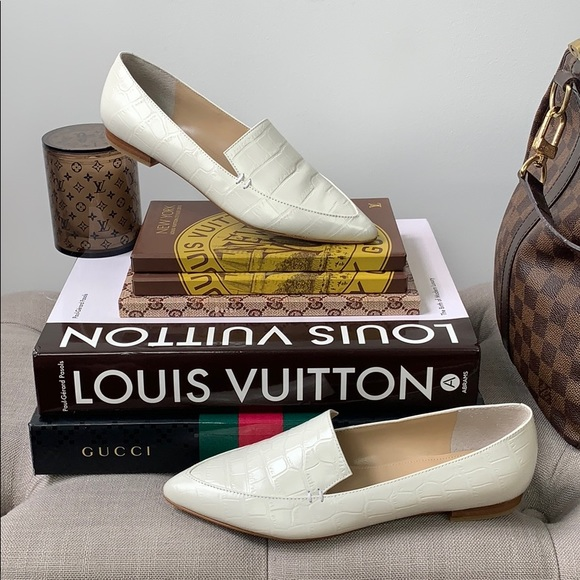 Ltd Zurri Pointy Toe Loafer